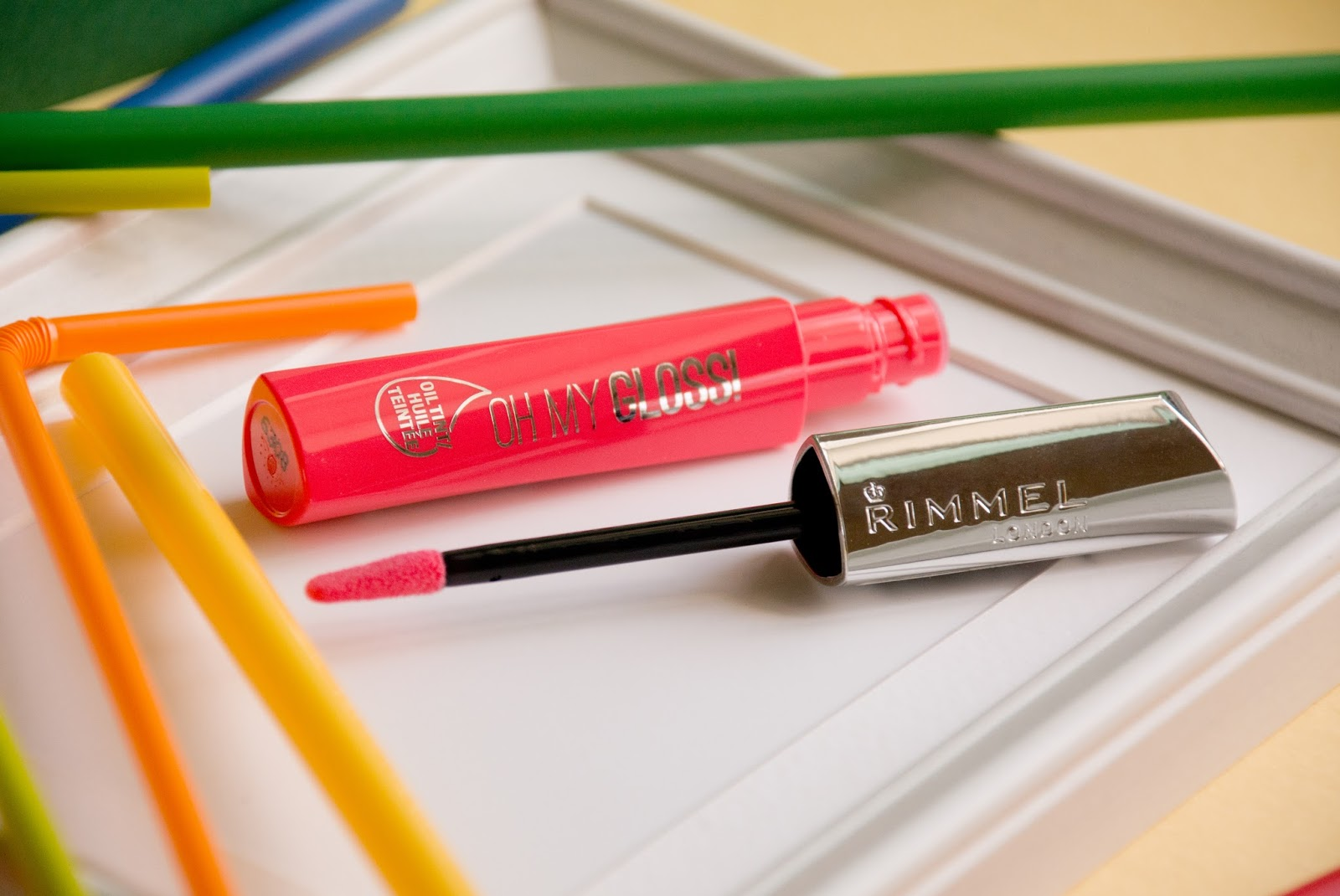 Rimmel Oh My Gloss! Oil Tint  отзывы