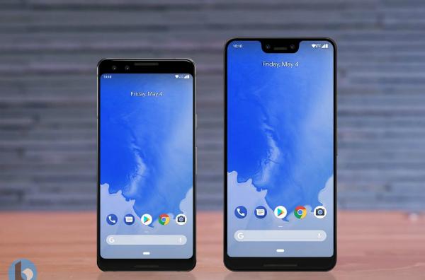 جوجل تكشف رسميا عن هاتفيها Pixel 3 و Pixel 3 XL