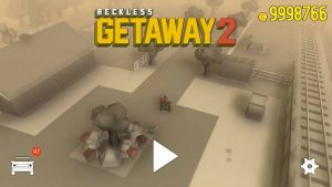 Reckless Getaway 2 MOD APK Unlocked