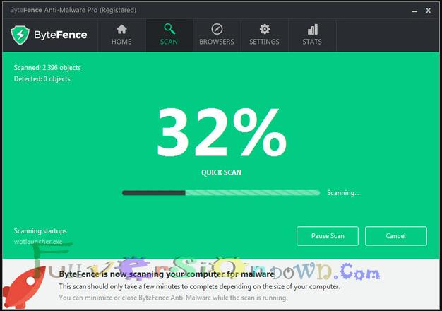 ByteFence Anti Malware Pro Full Version