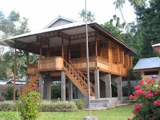 Desain Rumah Panggung Modern 2016 5