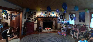 finding dory birthday party ideas