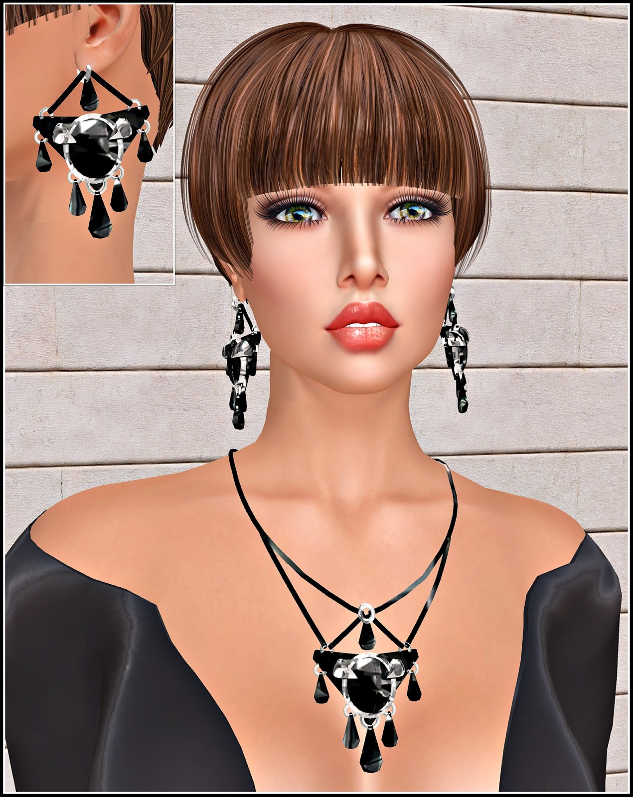Lisana 39 s model life virtual diva couture ross event for Diva couture