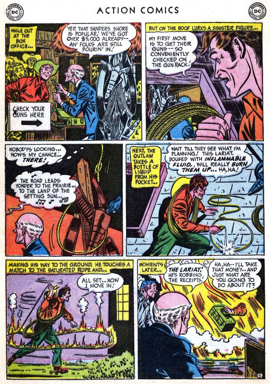 Action Comics (1938) 182 Page 37