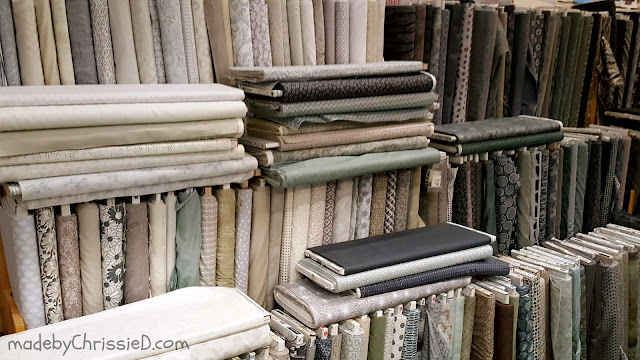 Exploring Fabric Stores in Florida by www.madebyChrissieD.com