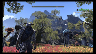 Deshaan wilderness from Elder Scrolls Online