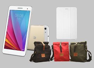 Huawei T1 7.0 Plus Pre-Order Lazada Package