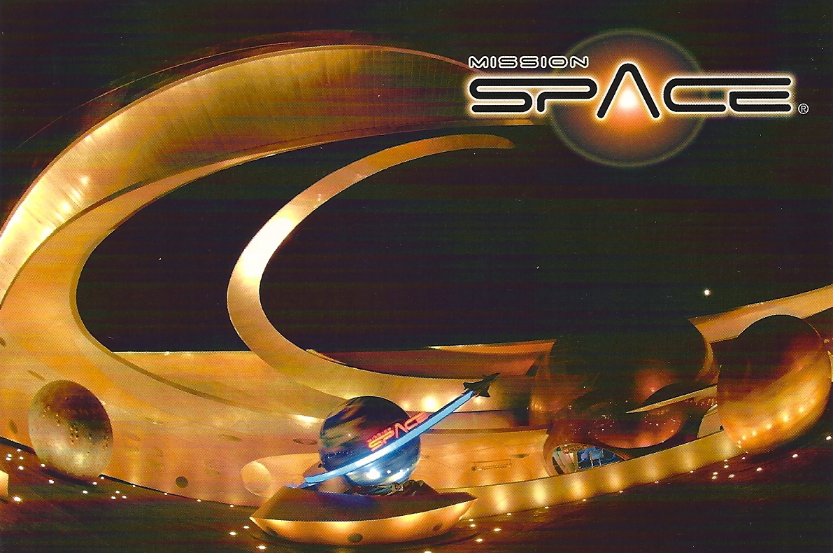 how intense is mission space - photo #39
