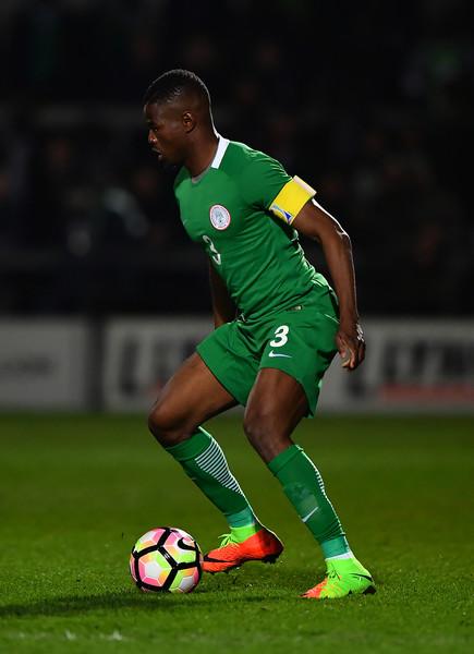 Echiejile: Super Eagles Won't Underate Corsica