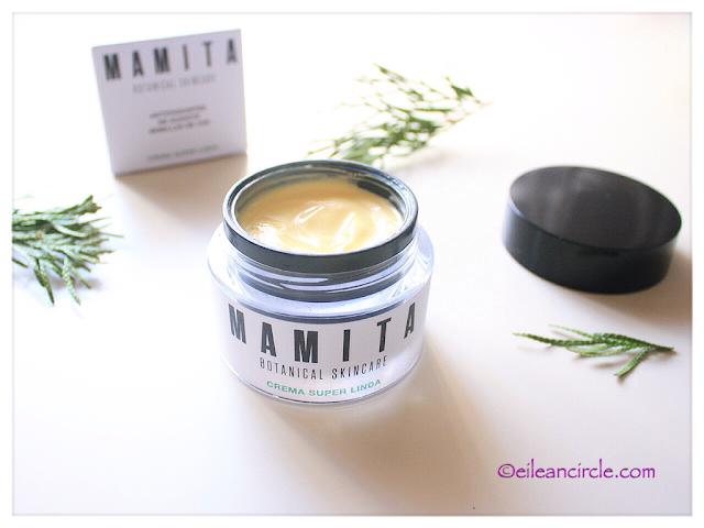 Antioxidante, cosmética natural, Mamita Botanical Skincare, crema hidratante