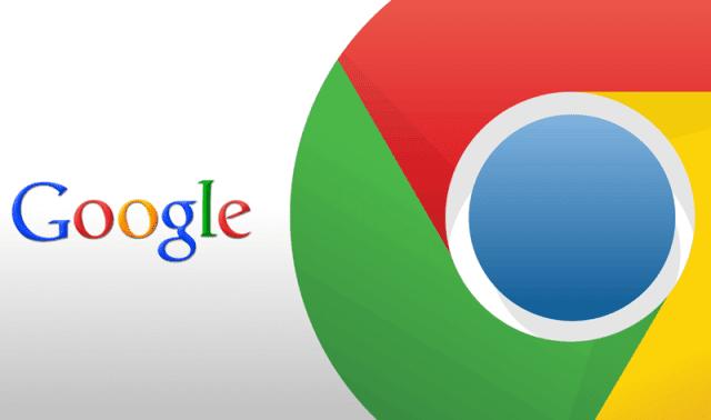 La Web vista desde Google Chrome.