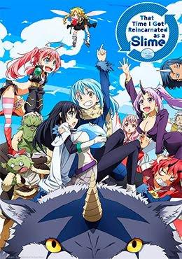 Descargar Tensei shitara Slime Datta Ken 10/?? Sub Español Ligera-HD 75~140mb - Mega - Zippy! Tensei-shitara-slime-datta-ken