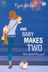 Hasil gambar untuk Dyan Sheldon-Novel And Baby Makes Two