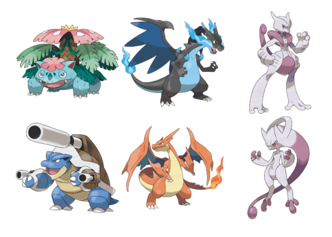 Daftar mega evolution pokemon x y daily life of engineering student - Pokemon tortank mega evolution ...