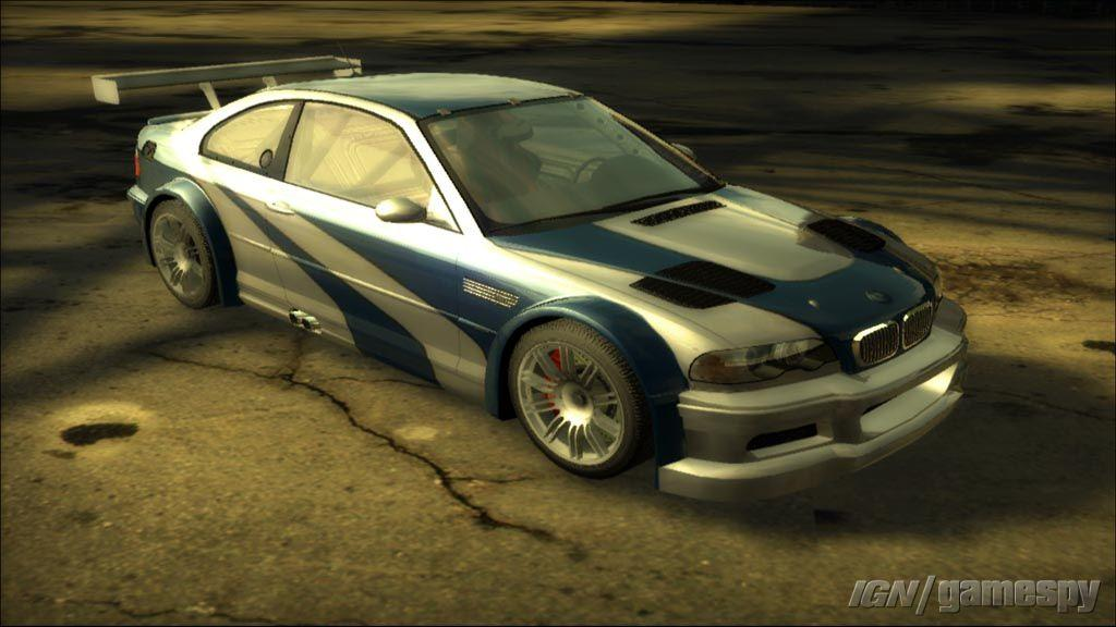 Need For Speed Most Wanted Full Version PC  Software ...Nfs Most Wanted Cars 2005
