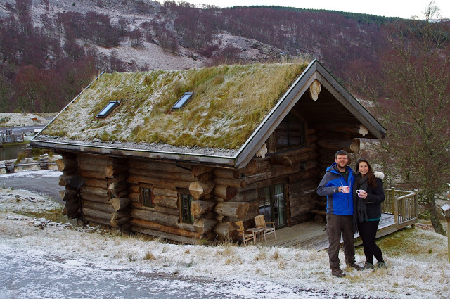 Eagle Brae Strix Cabin Scotland