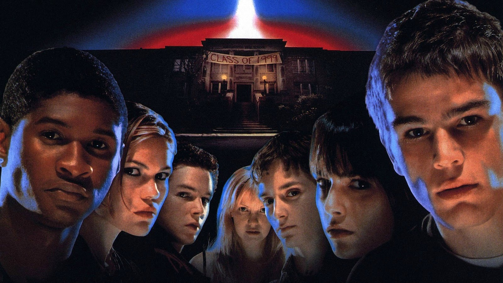 Scare Me On Fridays: October 2 Alien Monsters: The Faculty