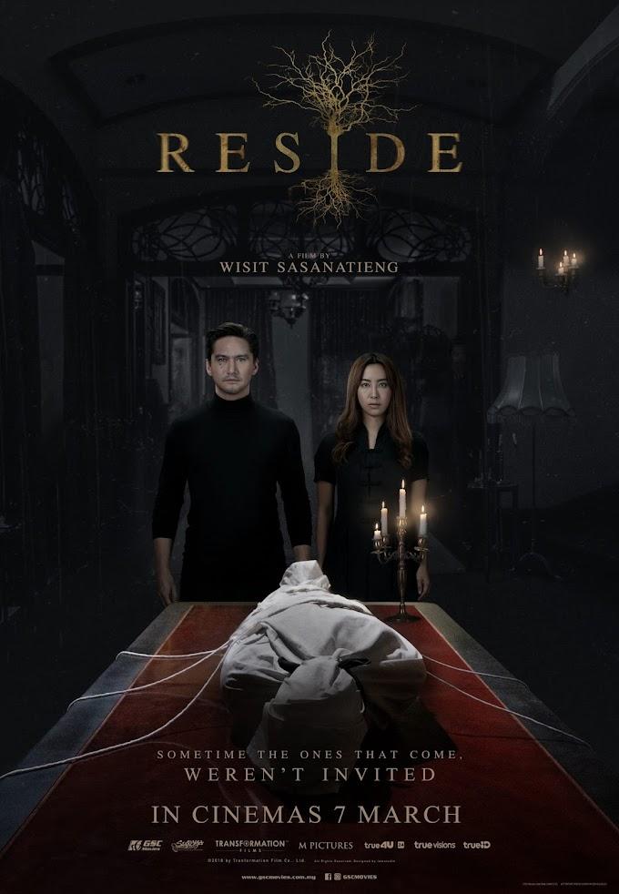 Sinopsis Reside, Filem Seram Thailand