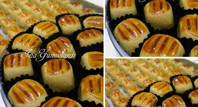 Resep Membuat Kue Nastar isi Keju Yang Lumer di Mulut Enak Banget