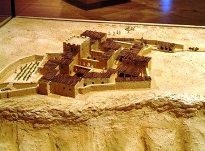 Qumran Model Manuscrisele De La Marea Moarta - Nag Hammadi - Qumran