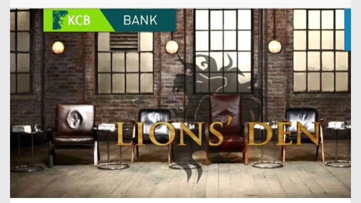How to apply for KCB lion's den season 4 and who are eligible to apply