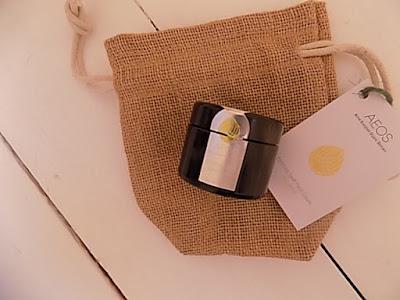 Aeos  Enriching Spelt Hand Cream review