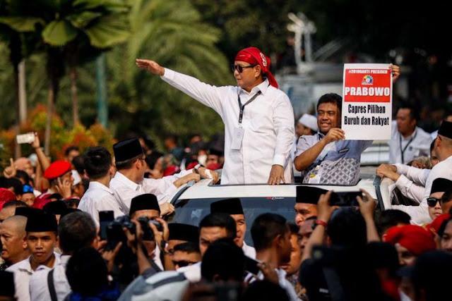 Prabowo: Kita Bangsa Hina Jika Ada Rakyat Bunuh Diri Karena Tak Bisa Makan