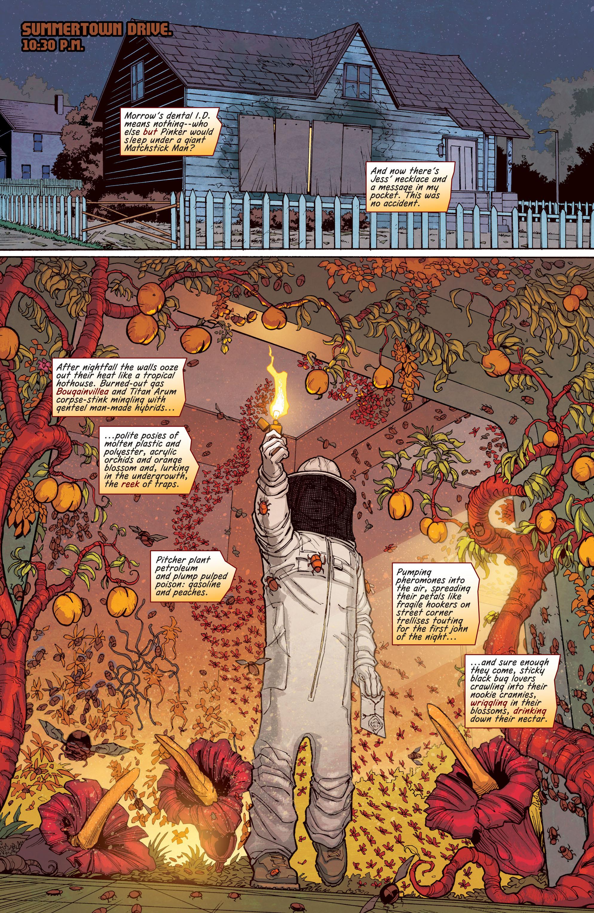 Read online Slash & Burn comic -  Issue #3 - 16