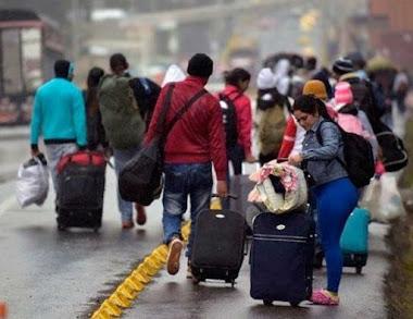 El 24% de los migrantes zulianos se va a Chile