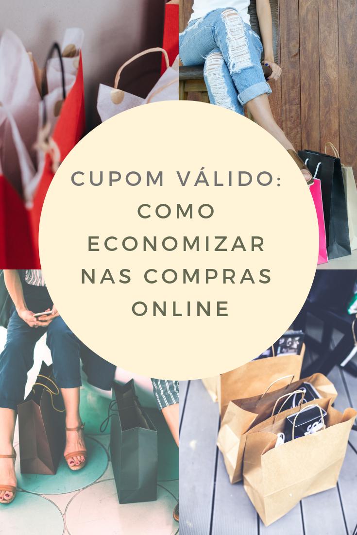 Cupom Válido: Como Economizar Nas Compras Online