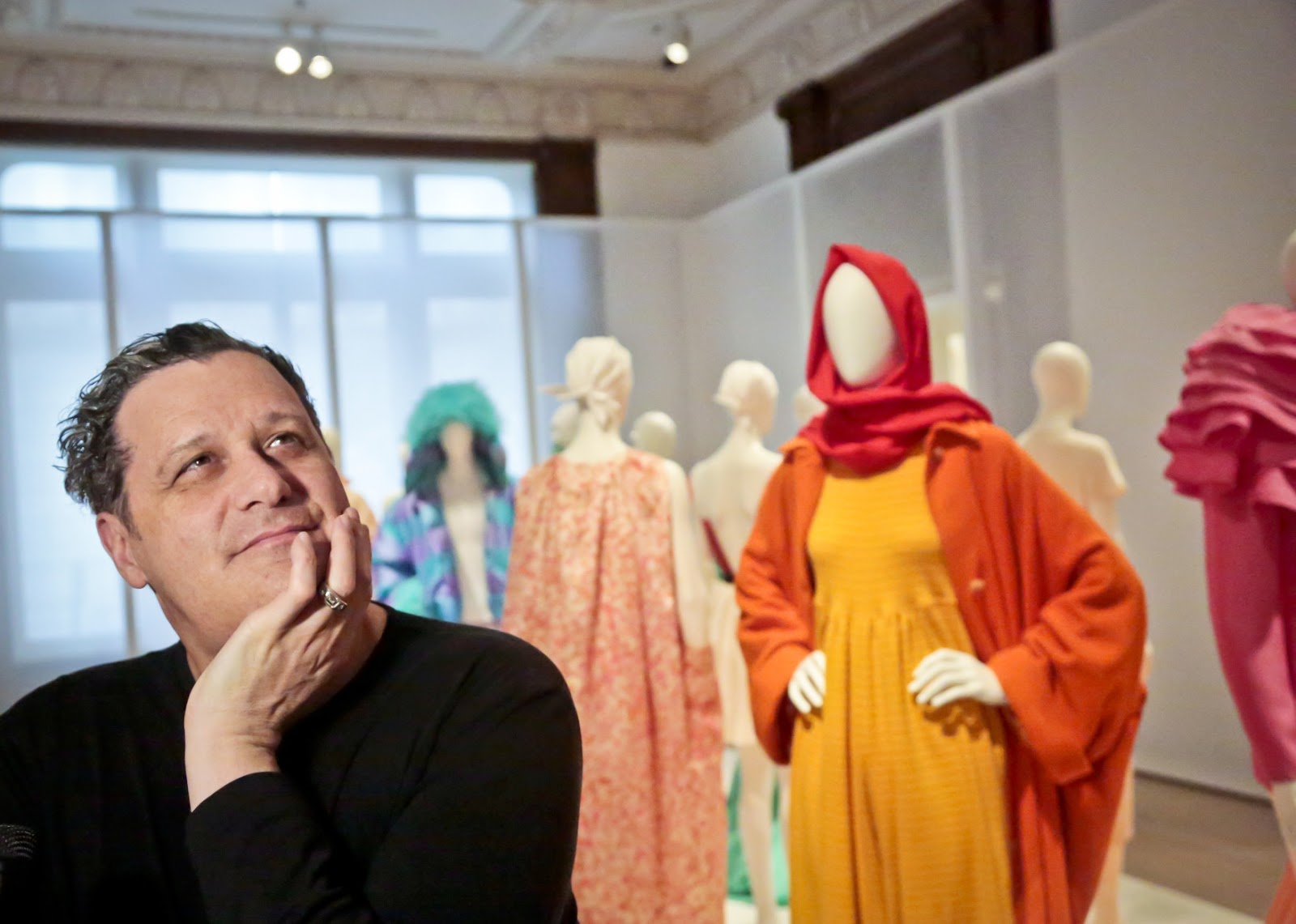 Isaac Mizrahi exhibition opens in New York / Fashion news March 2016 via www.fashionedbylove.co.uk
