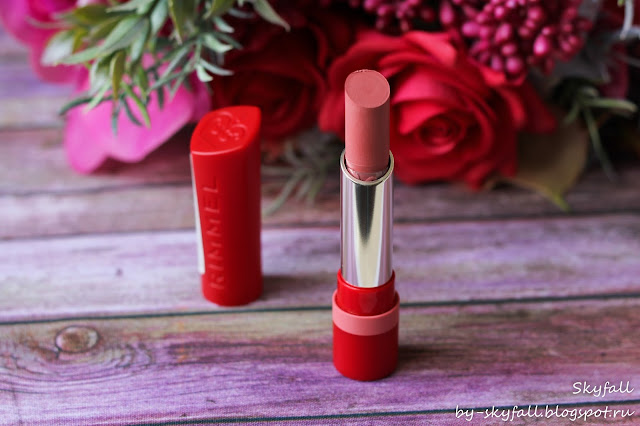 Матовая помада Rimmel The Only 1 Matte, отзывы
