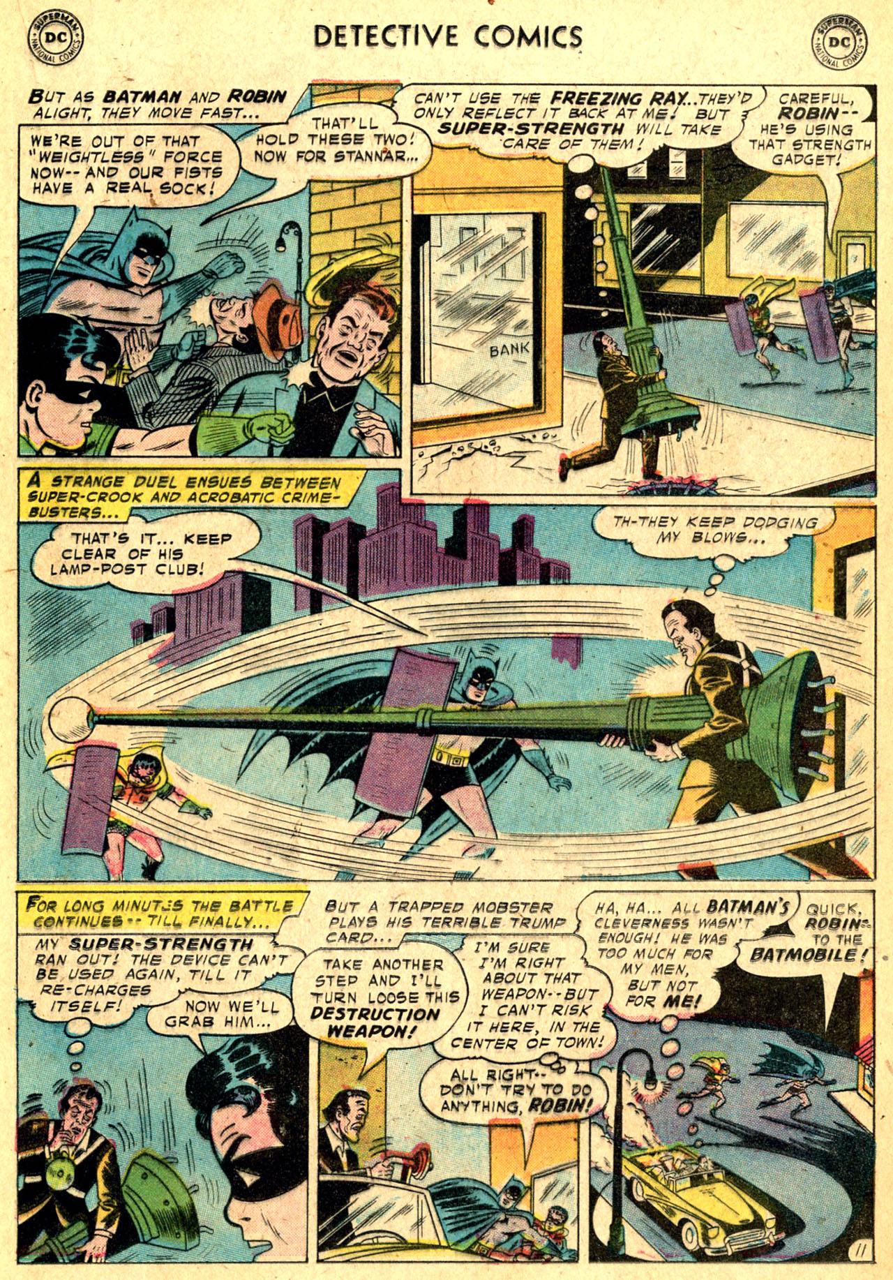 Read online Detective Comics (1937) comic -  Issue #250 - 13