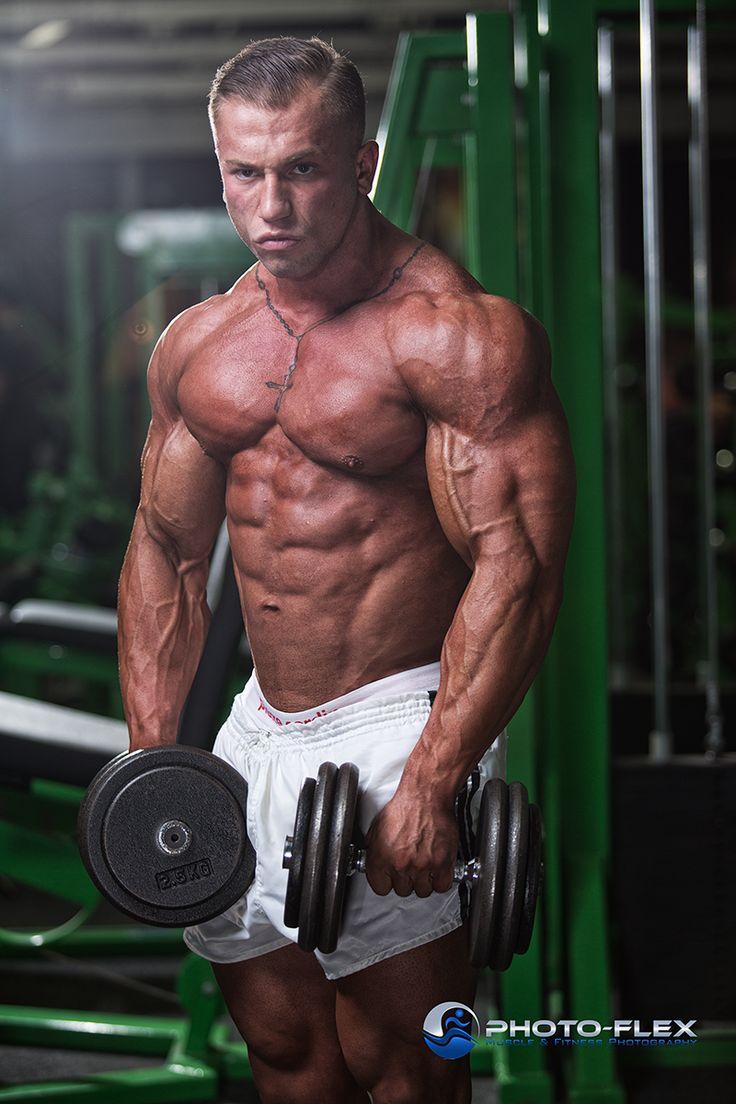 from Jake jim walker bodybuilder gay anchor