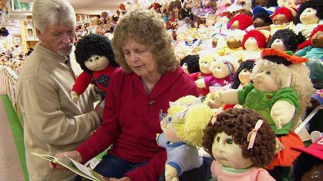 Growing Up Girlie My Crazy Obsession Cabbage Patch Kids