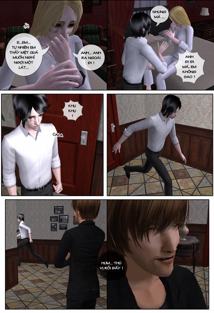 Truyện Sims - Earl Story chap 84 - Trang 15
