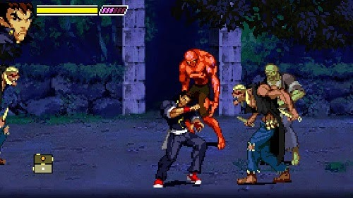 Gekido Screenshot 3