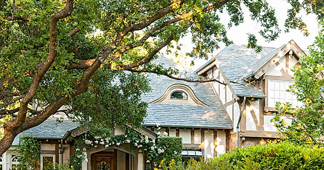 Hydrangea Hill Cottage French Country Decorating: Hydrangea Hill Cottage: Old World Charm In California