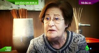 http://www.lasexta.com/programas/mas-vale-tarde/tras-la-pista/ana-herrero-madre-desaparecido-borja-lazaro-volvio-colombia-darle-fotos-indigenas-llego-darselas_2016041400343.html
