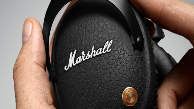 Marshall Monitor Bluetooth Headphones Announced