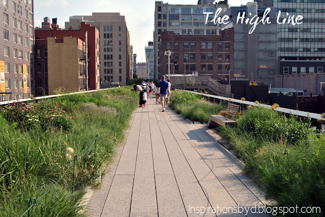 The High Line in Photos/ New York City