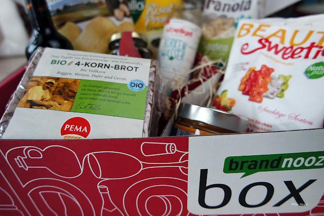 Inhalt Lebensmittelbox