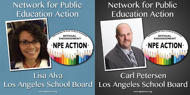 Image result for big education ape lausd carl