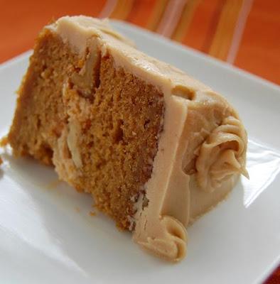 Pumpkin Butterscotch Pound Cake