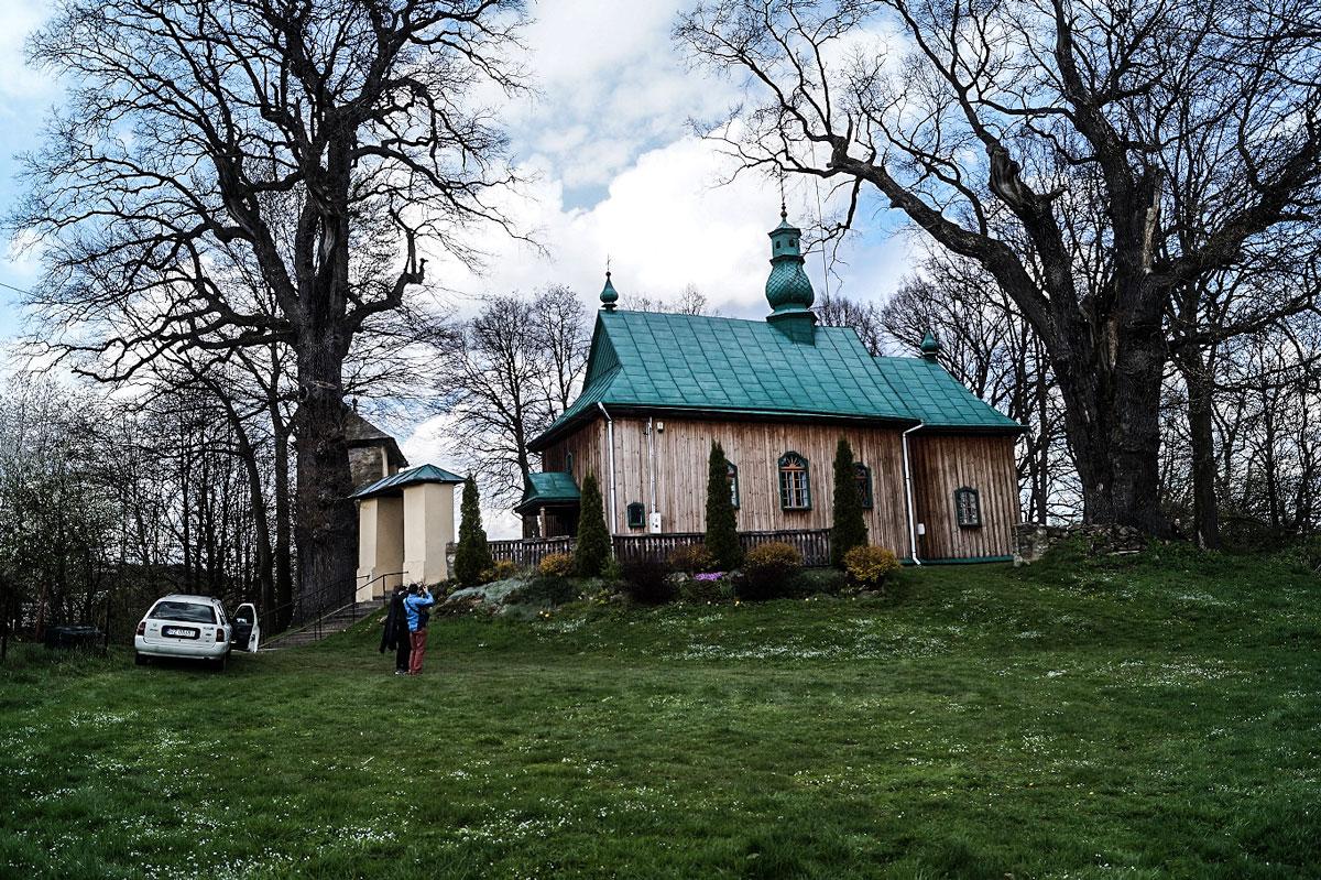 Cerkiew_Soboru_Bogarodziny_w_Hlomczy_Podkarpackie