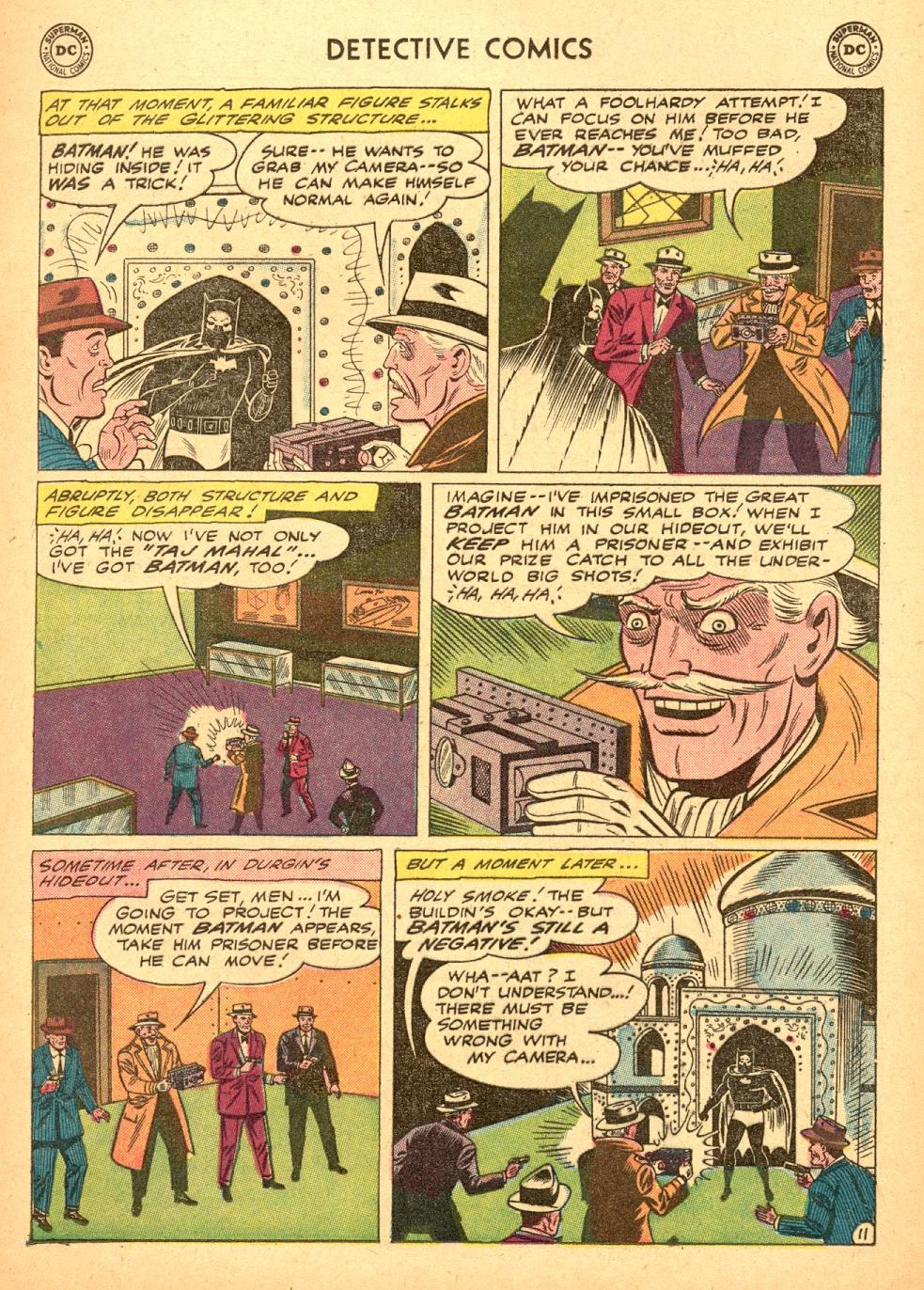Detective Comics (1937) 284 Page 12
