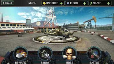 Gunship Strike 3D mod apk 2
