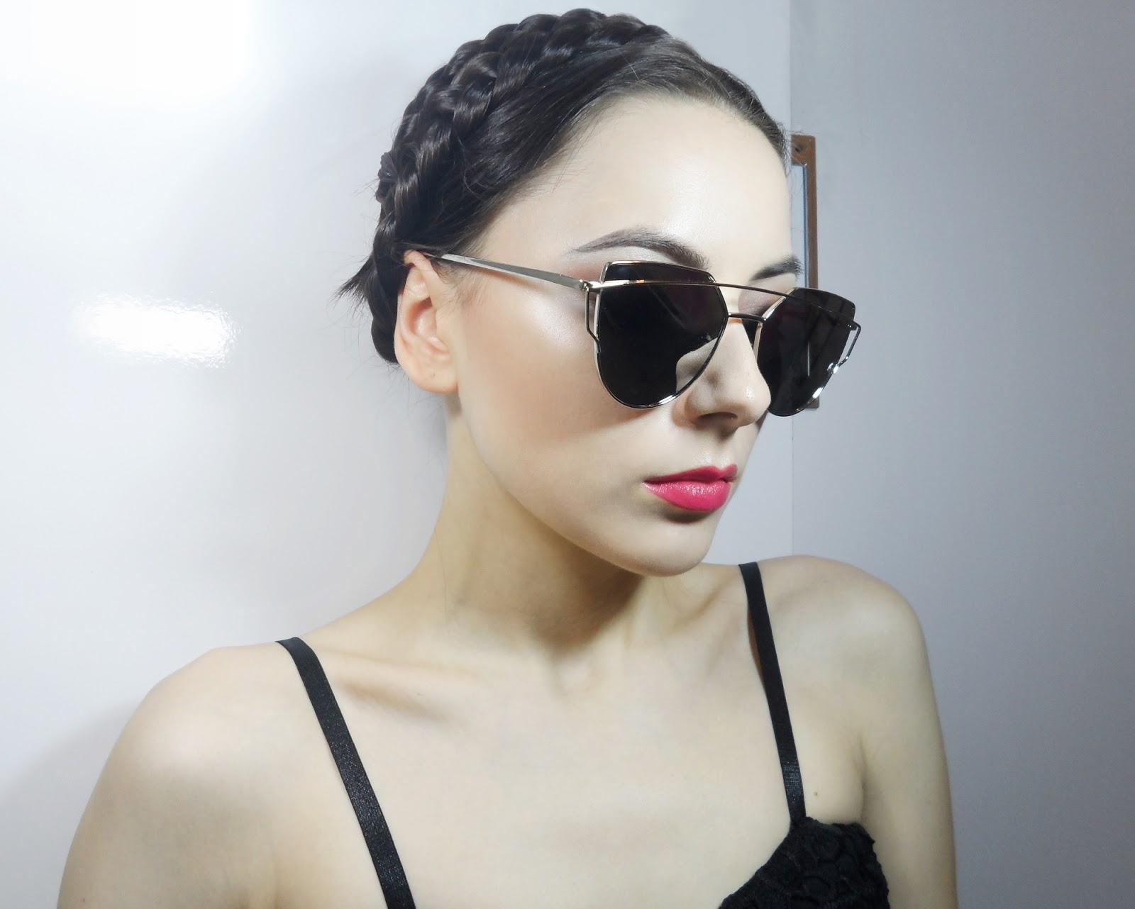 nerd girl glasses