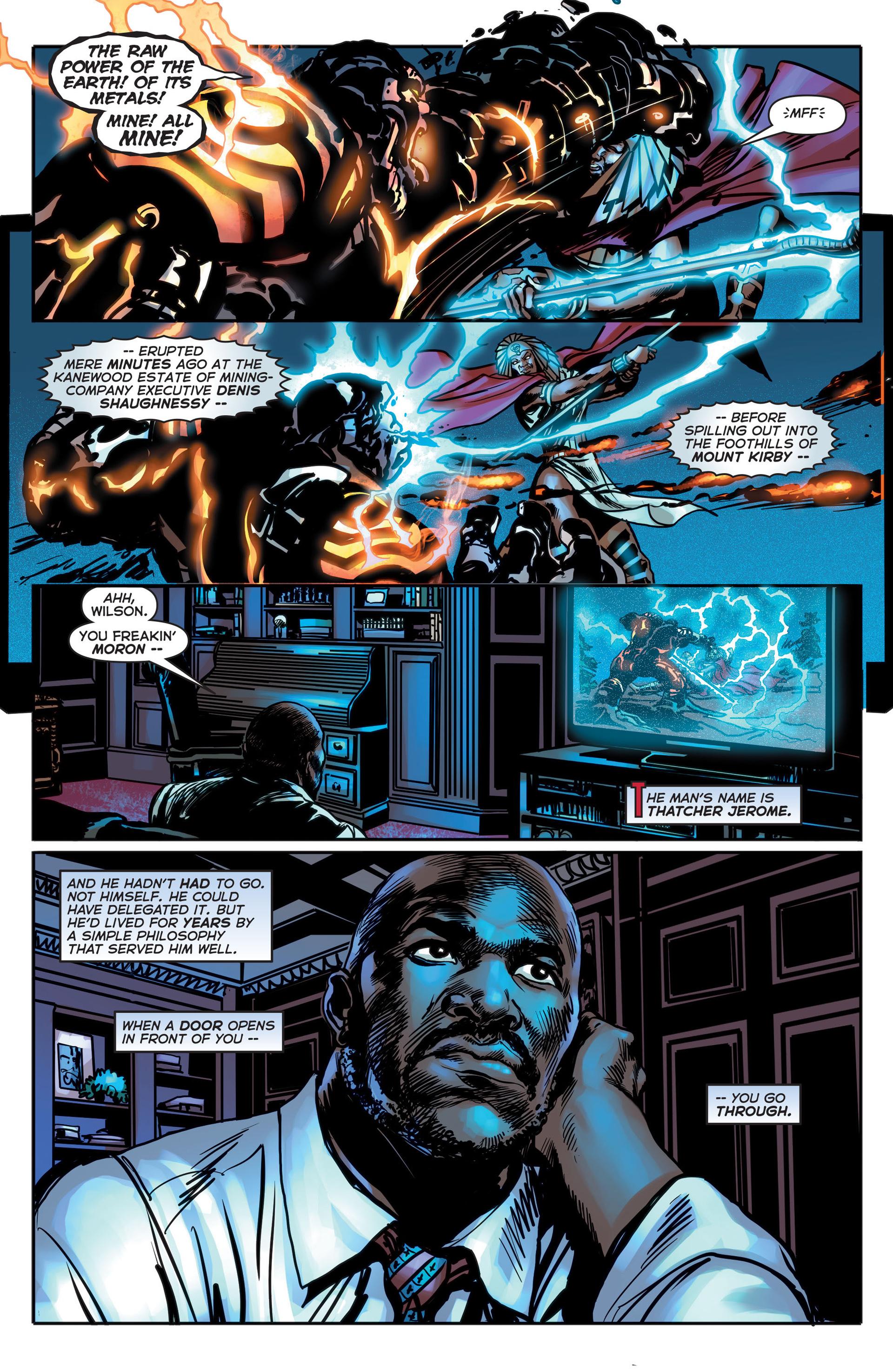 Read online Astro City comic -  Issue #6 - 3