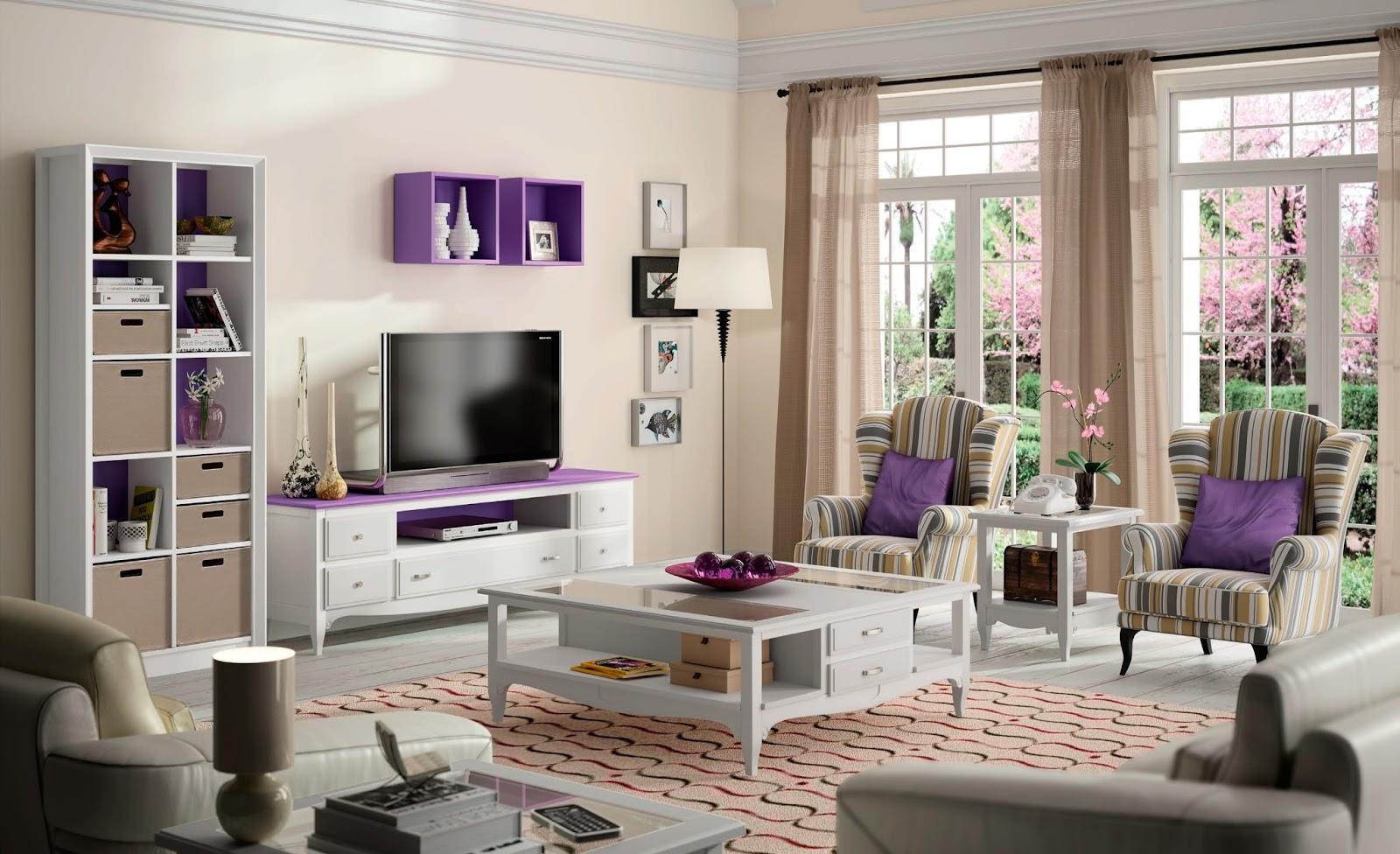 Muebles de sal n descubre la funcionalidad de los muebles for Muebles salon provenzal